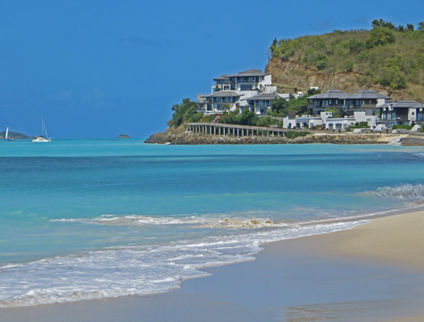 Island of Antigua