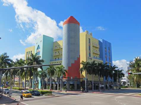 Art Deco District of Miami Beach