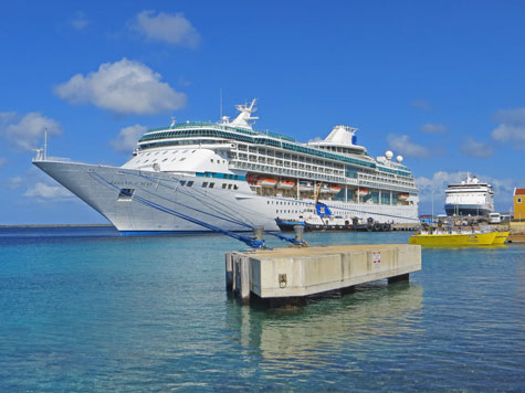 Legend of the Seas, Royal Caribbean Cruises